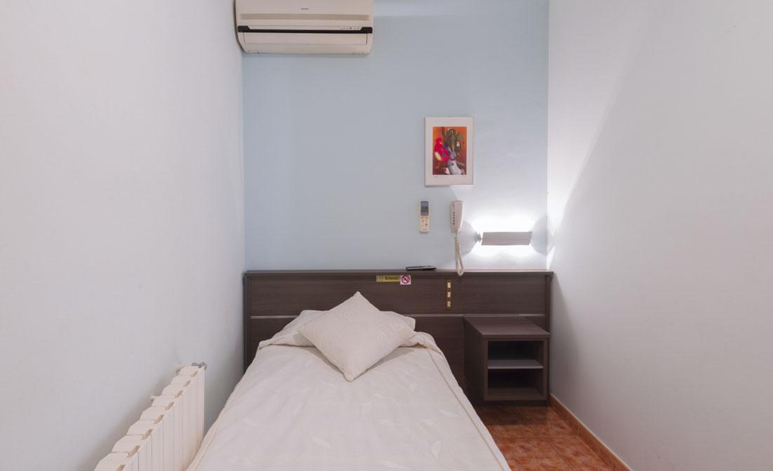Habitacio individual